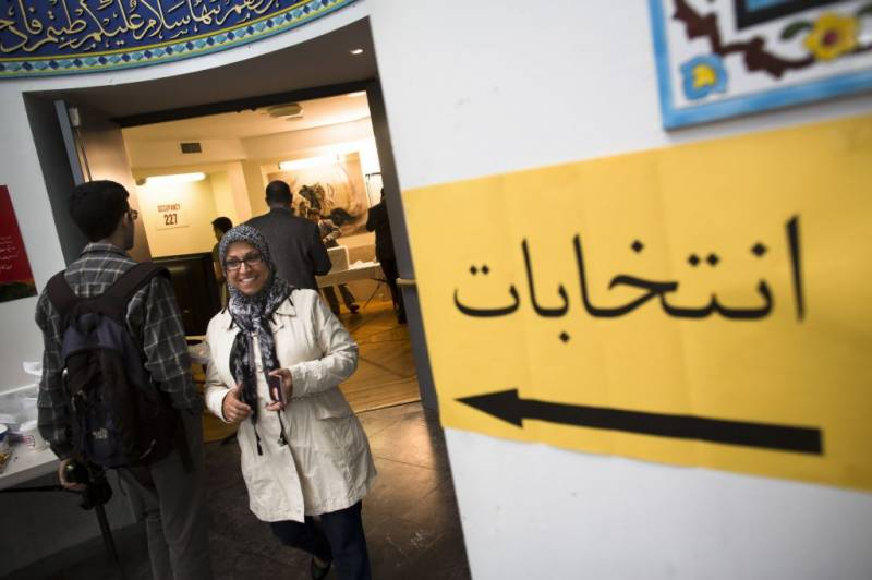 Polling in Iran's parliamentary elections underway