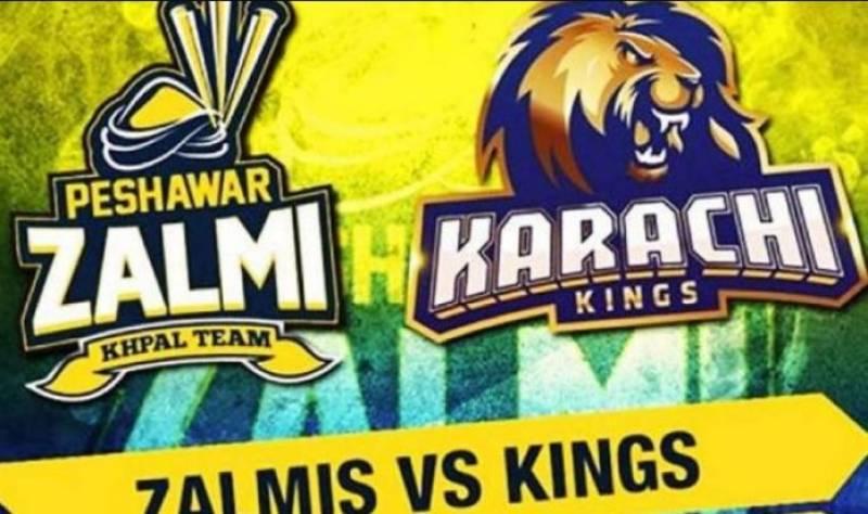 PSL 5 – Match 2: Karachi Kings wins second match by 10 runs