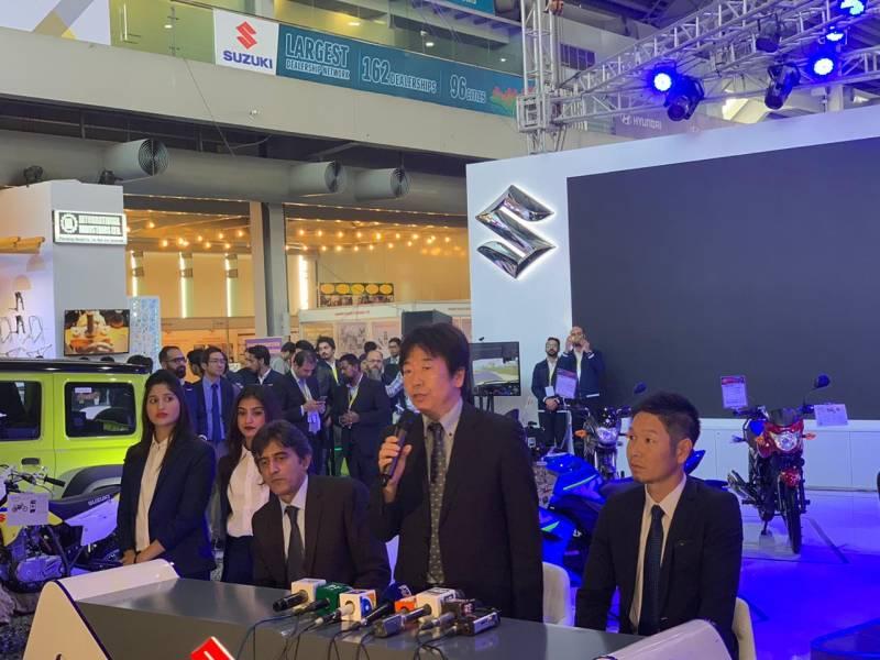 Pak Suzuki shines at PAPS 2020