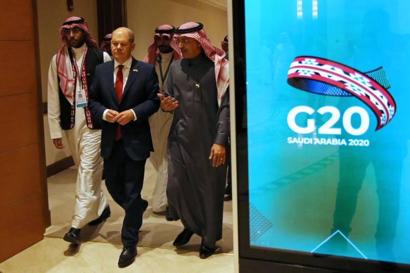 Saudi Arabia hosts G20 financial leaders amid Coronavirus alarm