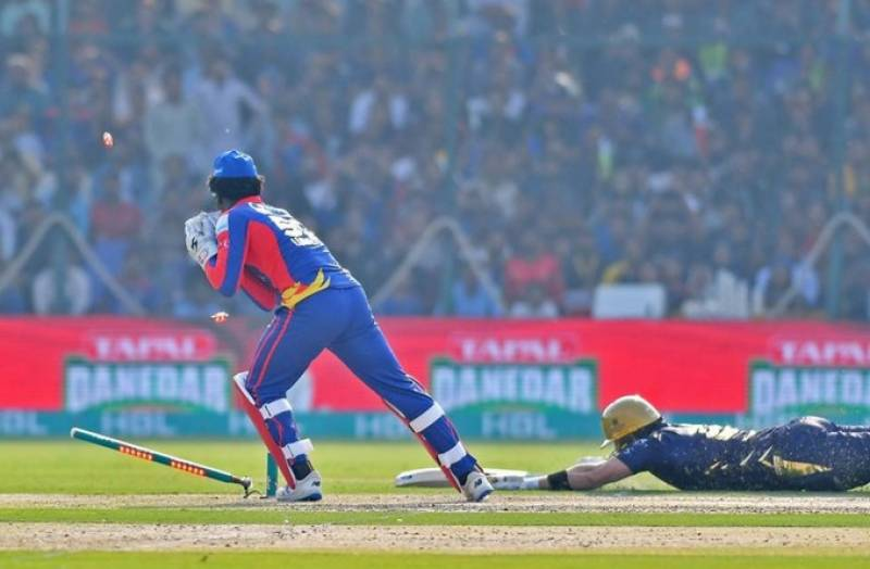 PSL5 — Match 6: Quetta Gladiators defeat Karachi Kings by 5 wickets