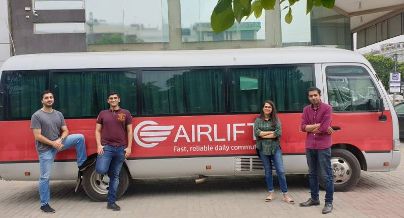 Chuno Apna Raasta – Airlift embodies its promise at the workplace