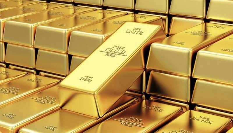 Gold prices reach Rs96,300 per tola in Pakistan