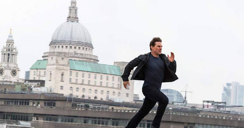 Coronavirus outbreak delays 'Mission Impossible 7' production In Italy