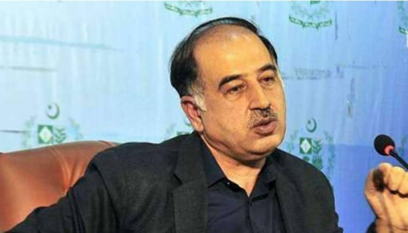 Iftikhar Durrani steps down as special assistant to PM on media affairs