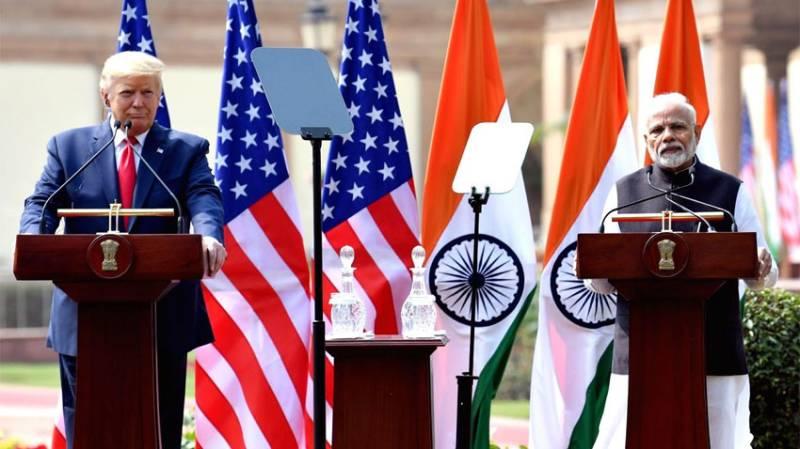 Trump offers to mediate between Pakistan, India on Kashmir – again