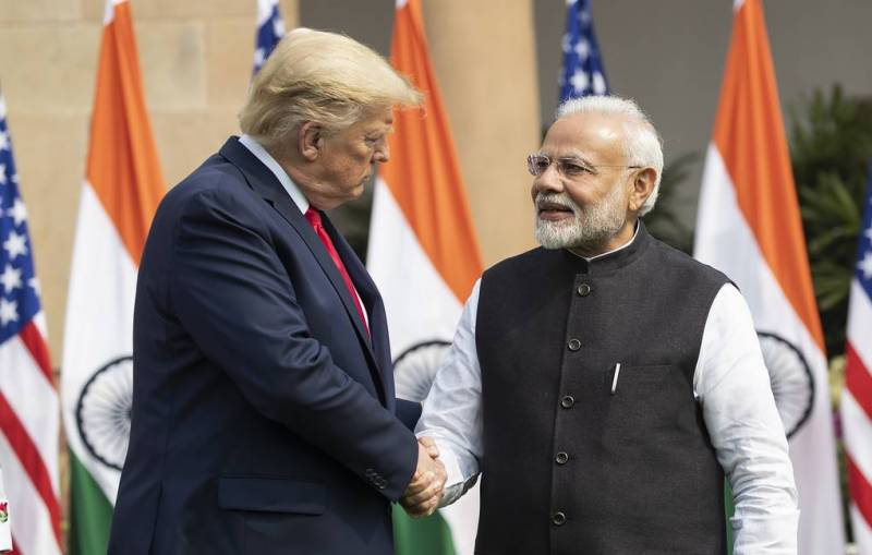 No trade deal during Trump's visit to India