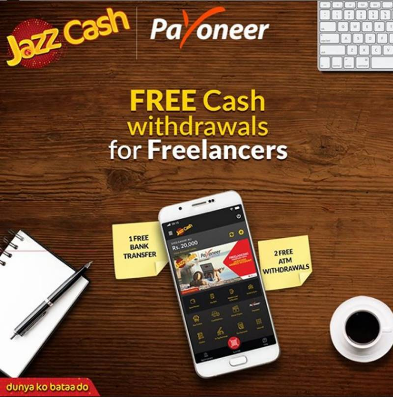 Jazzcash, Payoneer revolutionize freelance payments in Pakistan