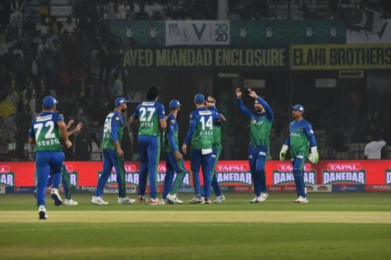 Sultans beat Zalmi in first-ever PSL match in Multan