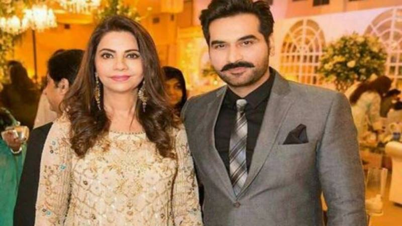 Humayun Saeed thanks fans for showering love