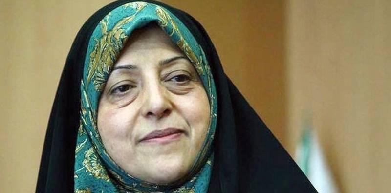 Masoumeh Ebtekar: Iran's vice president infected by coronavirus