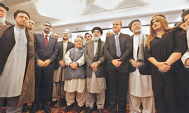 Image result for Qureshi to represent Pakistan at signing of US-Taliban peace deal in Doha