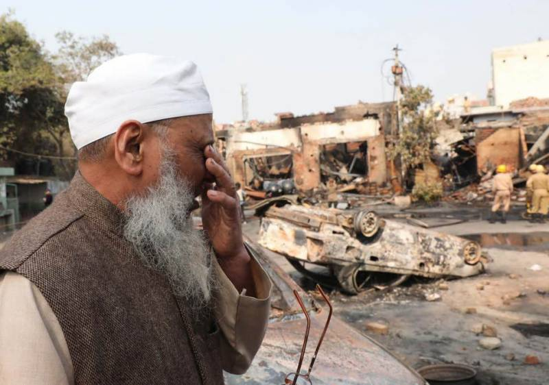 OIC condemns organised violence against Muslims in India as death toll jumps to 38