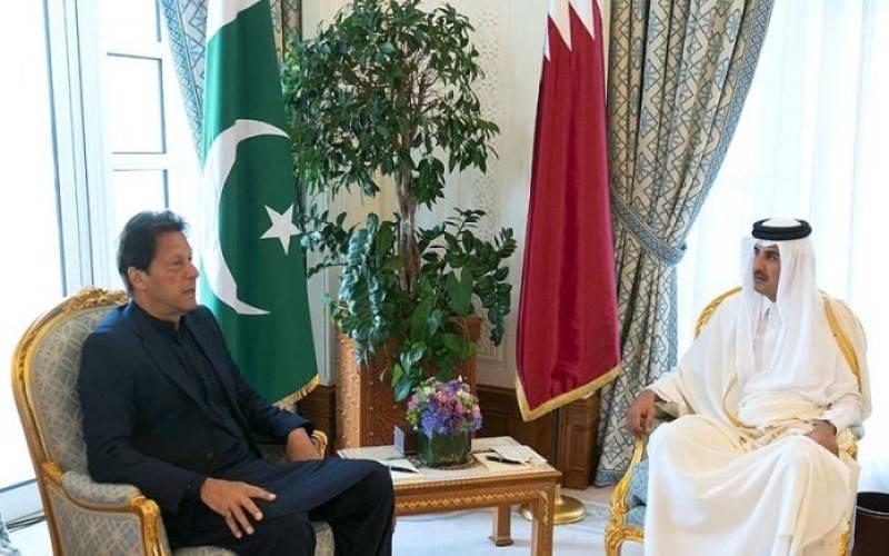 Pakistan, Qatar agree to further enhance economic cooperation