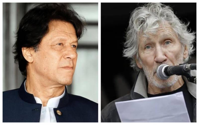 Pink Floyd: PM Imran tweets Roger Waters' video criticising Modi's 'fascist' CAA