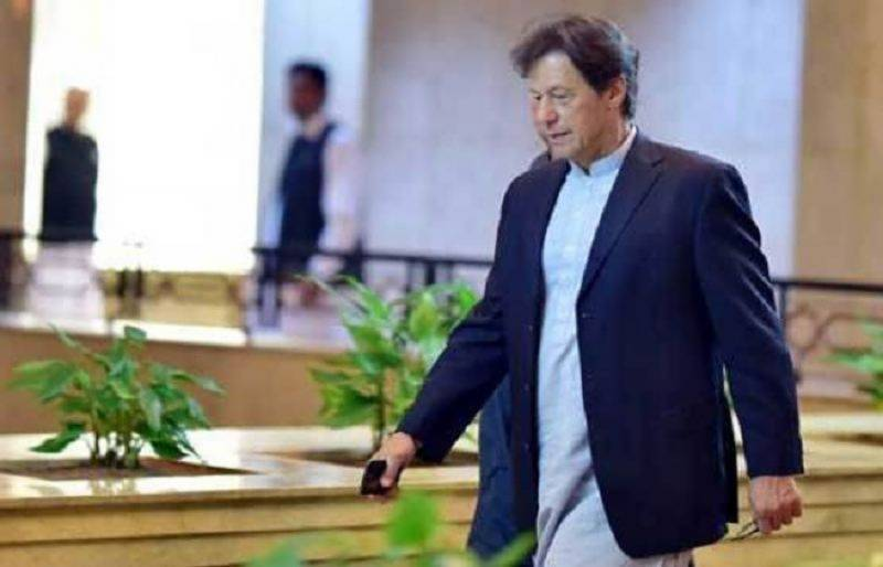 PM Imran leaves for Qatar on day-long visit