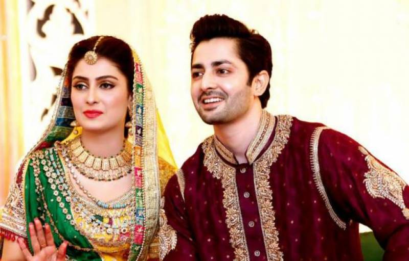 Ayeza Khan hits back at critics over her character Mehwish in MPTH