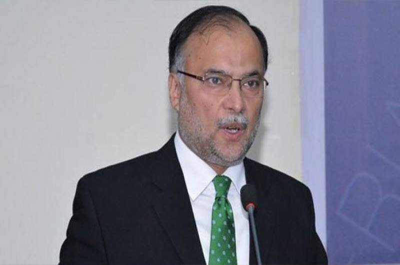 NAB given one month to file reference against Ahsan Iqbal