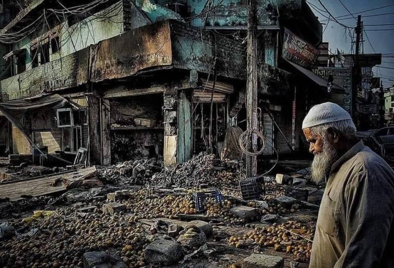 Delhi carnage to lead to Indian Muslim's radicalization like Kashmir, warns PM Imran