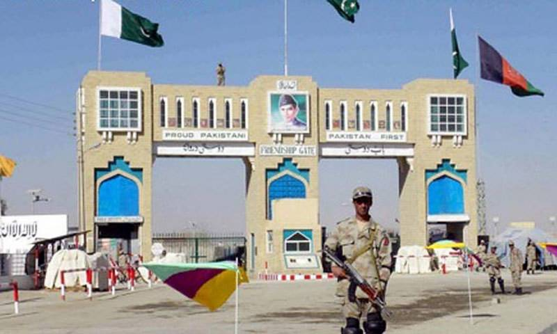 Coronavirus: Pakistan to close Chaman border with Afghanistan on Monday