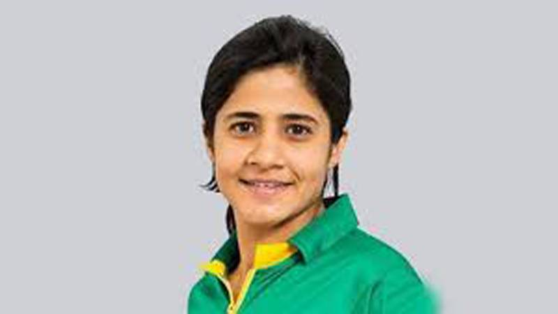 Javeria Khan becomes fourth Pakistan woman cricketer with 100 T20Is