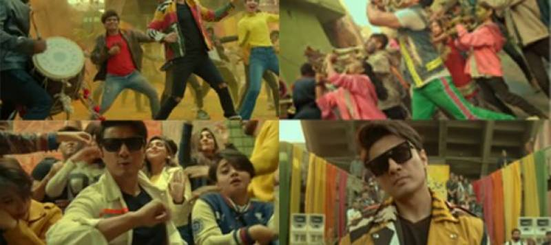 'Mela Loot Liya': Ali Zafar releases his PSL song
