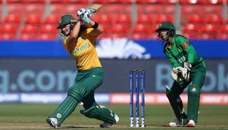 Women's T20 World Cup: South Africa beat Pakistan to reach semi-finals