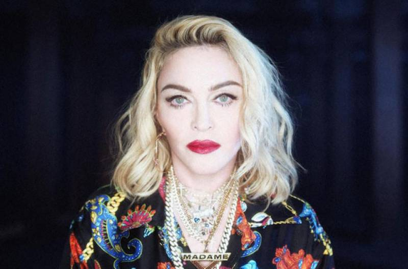 Madonna left in tears, struggling to walk after fall during Paris concert