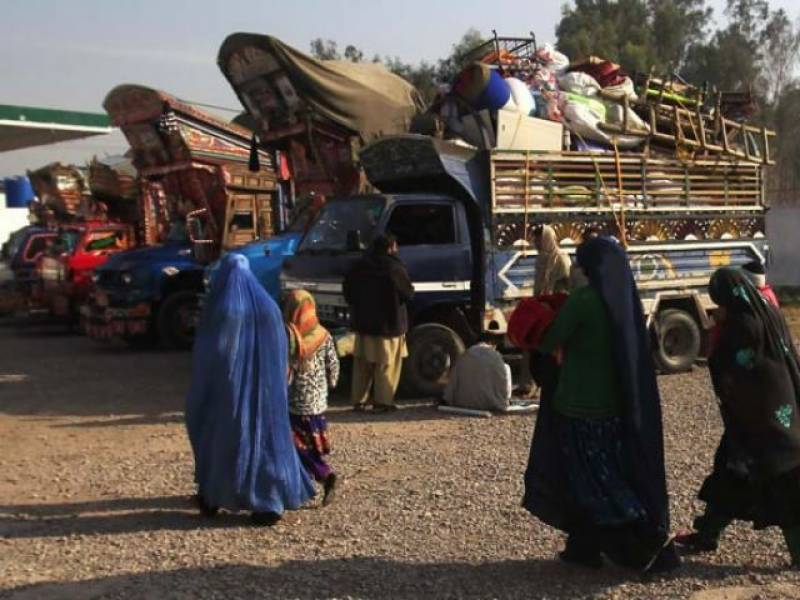 Voluntary repatriation of Afghan refugees from KP resumes today