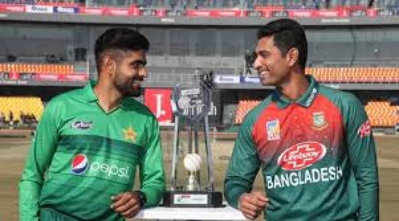 Pakistan and Bangladesh multi-format series game overview