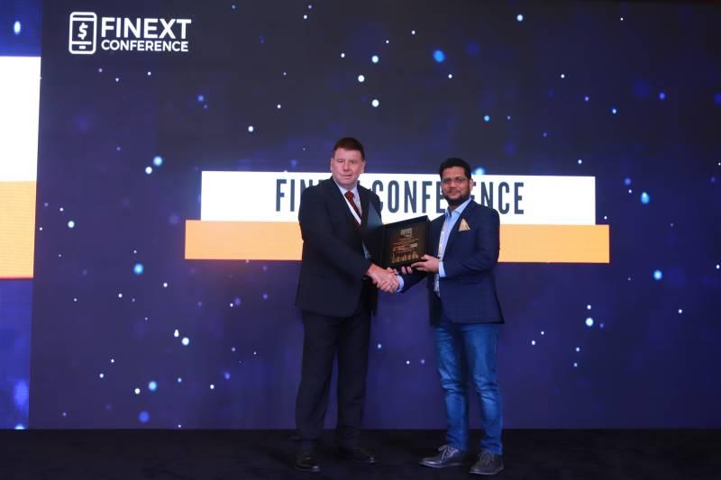 Pakistani Fintech entrepreneur wins international award at FiNext conference Dubai 2020