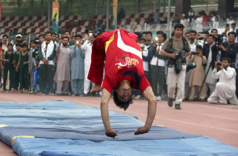 26,000 athletes taking part in Pakistan's biggest ever KP U21 Games