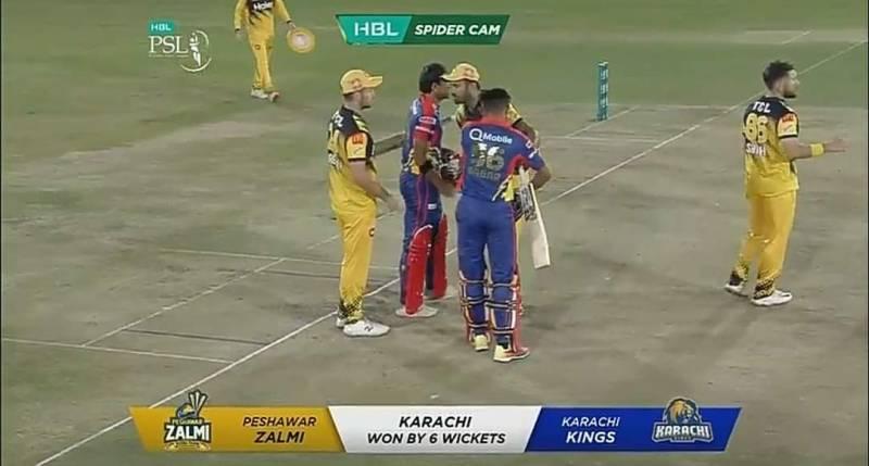PSL 2020 – Match 15: Karachi Kings beat Peshawar Zalmi