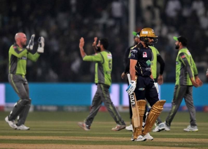 PSL 2020 – Match 16: Lahore Qalandars beat Quetta Gladiators by 37 runs
