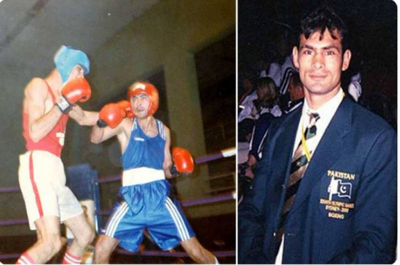 Usmanullah Khan: Body of late Olympian boxer repatriated to Pakistan from Canada