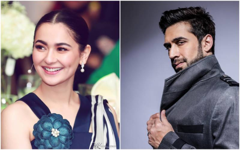 Ali Rehman Khan, Hania Amir to reunite in Wajahat Rauf's upcoming film