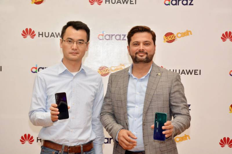 Huawei Y7p with 4,000mAh battery, triple rear cameras goes on pre-order in Pakistan: Price specification