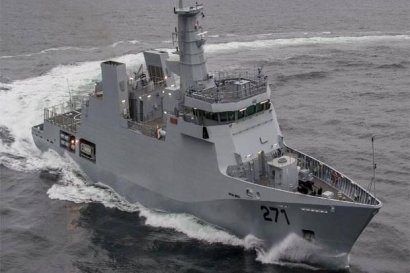 Pak-Turkish fraternal ties reaffirmed during visit of Pakistan Navy ship to Turkey