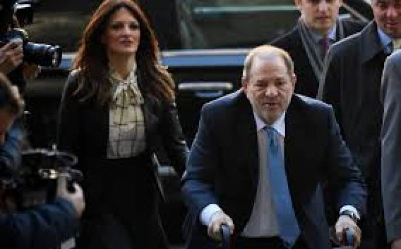 Harvey Weinstein heading to Rikers island after heart surgery