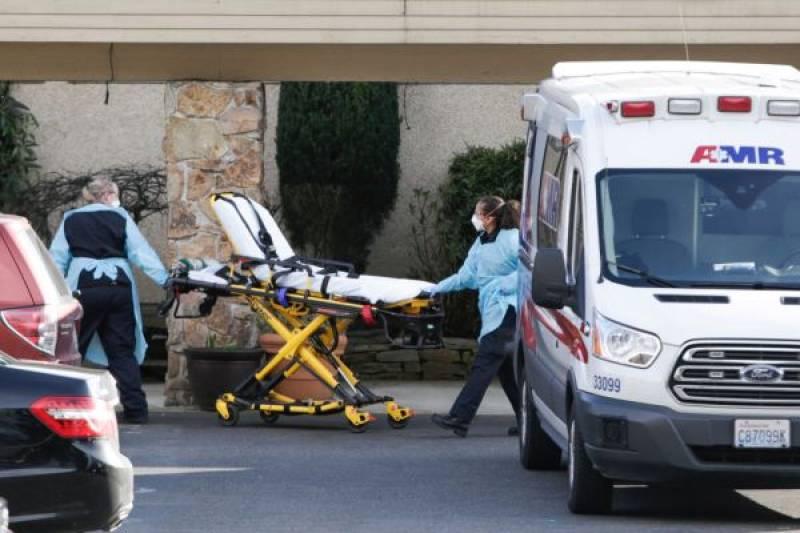 Coronavirus death toll rises to 17 in US