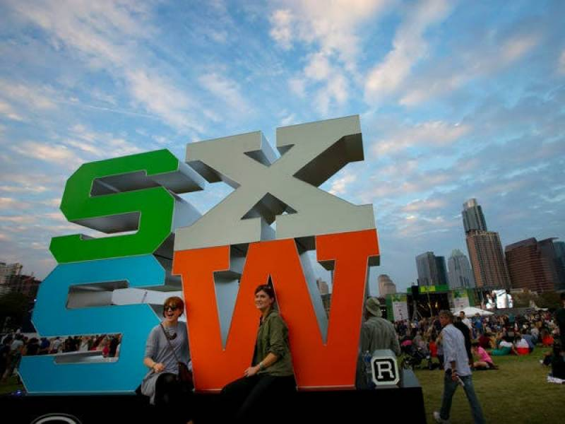 South by Southwest festival canceled over coronavirus fears