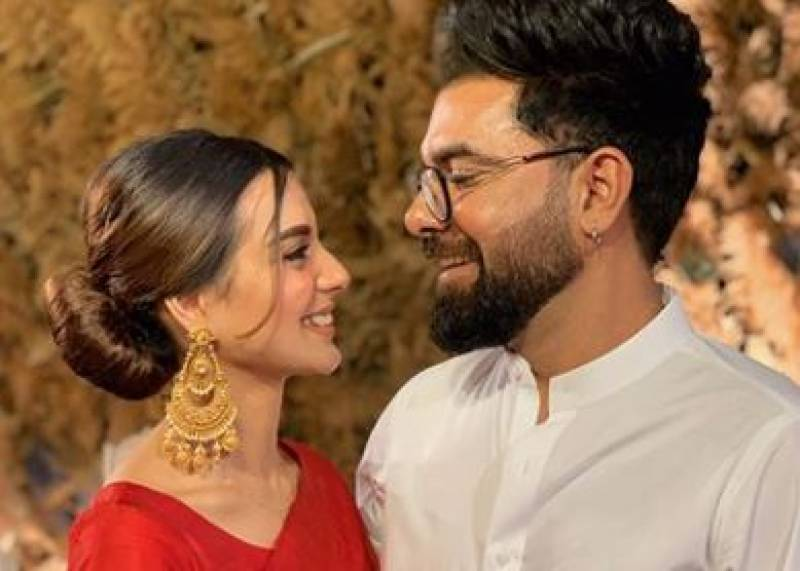 Iqra Aziz and Yasir Hussain sing PSL song 'Khel Ja' and we love it!