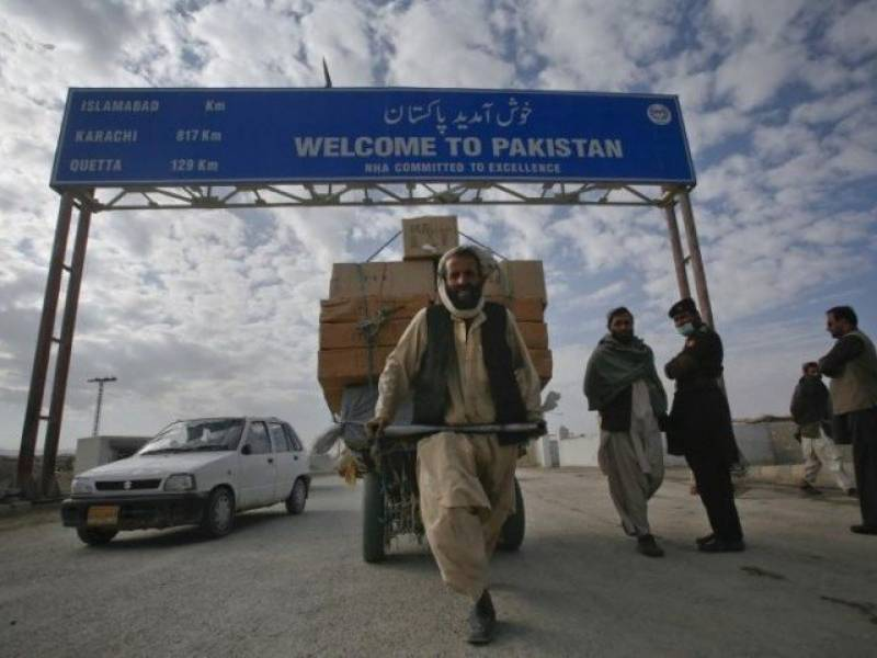 Chaman border to remain close for 7 days more