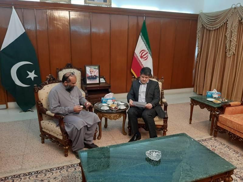Edhi foundation donates US$200,000 to Iran to counter coronavirus