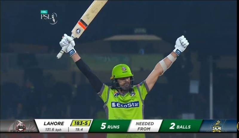 PSL 2020 —Match 24: Lahore Qalandars beat Peshawar Zalmi by 5 wickets