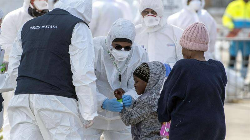 UN appeals for funds to shield refugees from coronavirus
