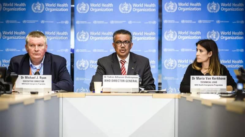 Coronavirus: WHO terms COVID-19 'a global pandemic'