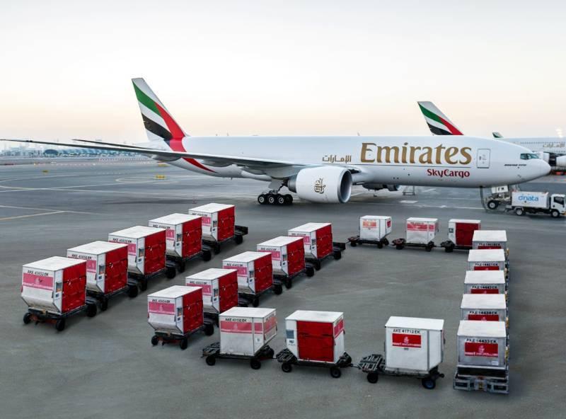 Emirates SkyCargo helps uplift Pakistan's trade and commerce