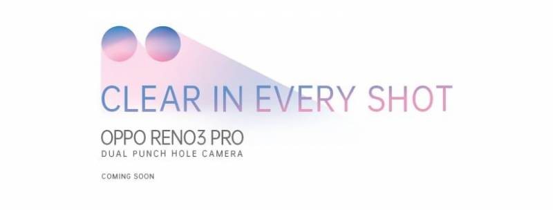 OPPO Reno3 Series coming to Pakistan, making every shot clear