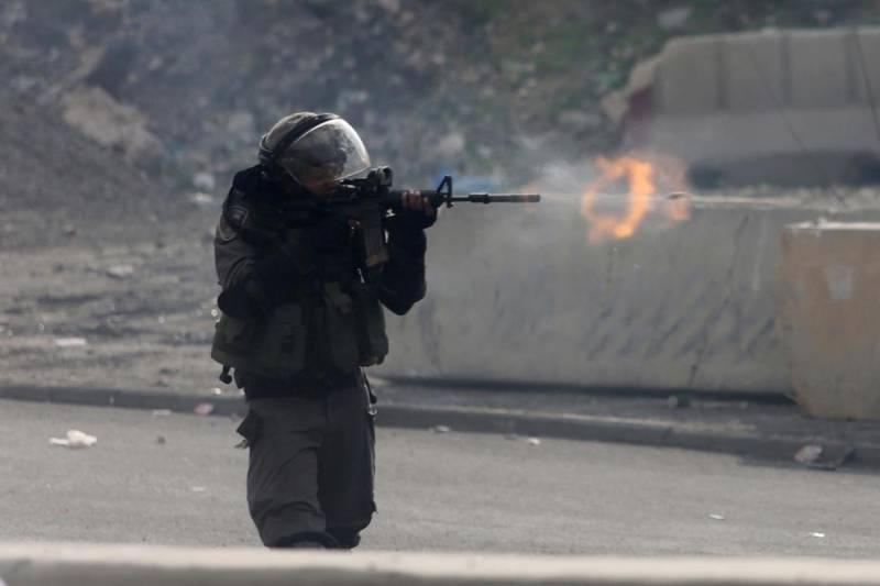Palestinian teen shot dead by Israeli forces in West Bank